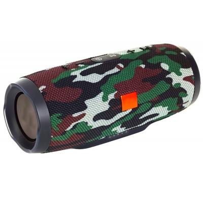 Портативная беспроводная Bluetooth колонка Charge 3 USB FM 10Вт Camouflage