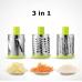 Овощерезка мультислайсер для овощей и фруктов NBZ Kitchen Master Green