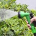Садовый шланг для полива NBZ Magic Hose 30 м Green саморастягивающийся X-HOSE + Распылитель