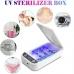Портативный ультрафиолетовый NBZ UV-стерилизатор, УФ санитайзер