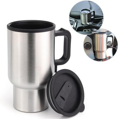 Автомобильная чашка кружка термокружка NBZ с подогревом 450 мл 12 В
