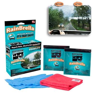 Антидождь | Защитная жидкость для стекла автомобиля NBZ RainBrella