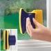 Магнитная щетка для мытья окон с двух сторон NBZ Double Side Glass Clean