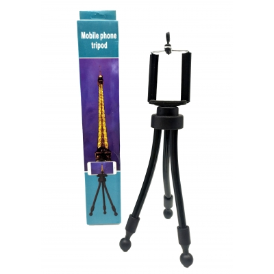 Штатив трипод для смартфона 29 см NBZ Mobile Phone Tripod тринога