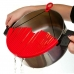 Дуршлаг накладка для слива воды NBZ Better Strainer ситечко