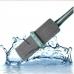 Швабра лентяйка с самоотжимом NBZ HAND-FREE LAZY DRAG FLAT MOP микрофибра
