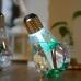 Ультразвуковой увлажнитель воздуха Лампочка NBZ Bulb humidifier 400 мл с работой от Usb, Ночник 7 цветов