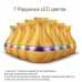 Ультразвуковой увлажнитель воздуха аромадиффузор с LED подсветкой NBZ Mini Atomization Humidifier Light Wood