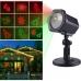 Уличный лазерный проектор для украшения домов новогодний NBZ Outdoor Laser Light | 2 цвета 6 рисунков