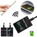 Приемник для беспроводной зарядки Wireless Charger для Android MicroUSB  Qi ресивер