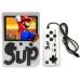 Портативная приставка Sup 400 Game Box с джойстиком для второго игрока White