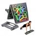 Доска для отжиманий 14в1 для домашних упражнений NBZ Body Building |Упор подставка для отжиманий