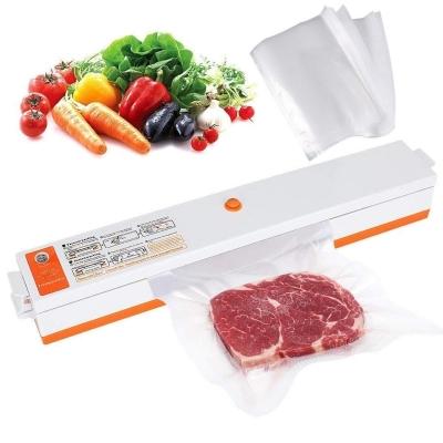 Вакуумный бытовой упаковщик для еды Freshpack Pro Orange | Вакууматор