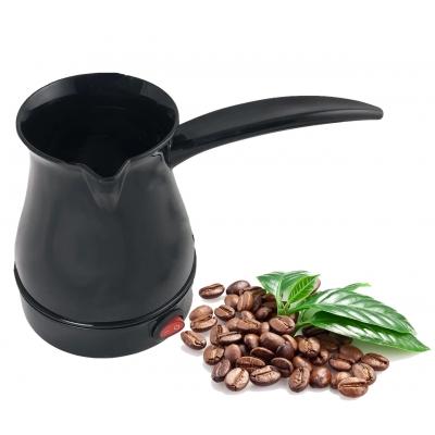 Электрическая маленькая кофеварка SINBO SCM-2928 Black| Турка для кофе