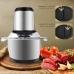 Электрический блендер-измельчитель Cooking Молния Металл 300 Вт
