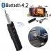 Автомобильный аудио адаптер NBZ AUX Bluetooth BT-450 ресивер