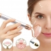 Электрический ролик - массажер для лица Flawless Contour| Вибромассажер для лица