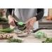 Универсальная овощерезка измельчитель Nicer Dicer Quick 5 в 1 Green мультислайсер