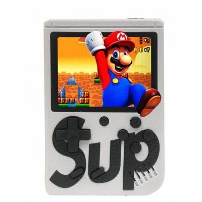 Портативная приставка Sup 400 Game Box 8bit White
