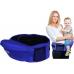 Хипсит для переноски детей NBZ Eggbaby Navy Blue