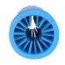 Лапомойка для собак NBZ Soft Gentle стакан для мытья лап животных 15 см Blue