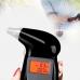 Алкотестер цифровой персональный с LCD экраном Digital Breath Alcohol Tester + 4 мундштука