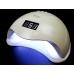 Лампа для маникюра и педикюра SUN 5 48W UV+LED White | Уф Лампа для ногтей, лед лампа для сушки гель лака