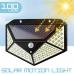 Уличный светильник с датчиком движения на солнечной батарее NBZ Solar Motion LED100