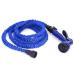 Садовый шланг для полива NBZ Magic Hose 15 м Blue саморастягивающийся X-HOSE + Распылитель