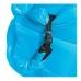 Надувной шезлонг ламзак, диван, лежак, матрас Premium GT GoodTake Голубой с карманом и чехлом 2,45 м