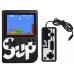Портативная приставка Sup 400 Game Box с джойстиком для второго игрока Black