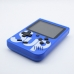 Портативная приставка Sup 400 Game Box 8bit Blue