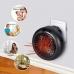 Портативный обогреватель Warm Air Blower 900 Вт тепловентилятор дуйка с пультом