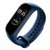 Фитнес браслет Smart Band M4 Dark Blue| шагомер, цветной дисплей, измерение давления и пульса
