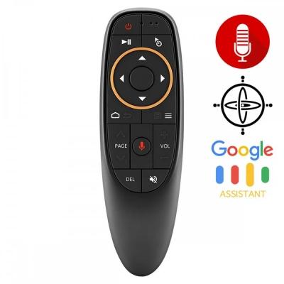 Гироскопная аэромышь пульт ДУ NBZ Air mouse G10s с голосовым управлением