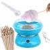 Аппарат для приготовления сладкой ваты NBZ Candy Maker Blue