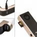 FM Модулятор Трансмиттер для авто с Bluetooth MP3 AUX передатчик NBZ Car G7 Gold