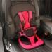 Автокресло детское бескаркасное NBZ 5-точковое Red
