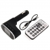 FM-трансмиттер автомобильный модулятор bluetooth NBZ Car 630c AUX SD USB LED дисплей Stereo