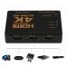 HDMI сплиттер / коммутатор NBZ 4K swith переключатель 3в1
