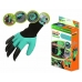 Садовые перчатки с когтями Garden Genie Gloves перчатки для сада и огорода