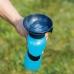 Портативная поилка NBZ Aqua Dog прогулочная бутылка для собак 540 мл