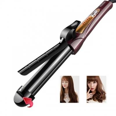 Плойка для волос с регулируемым диаметром Kemei JB-KM-8850