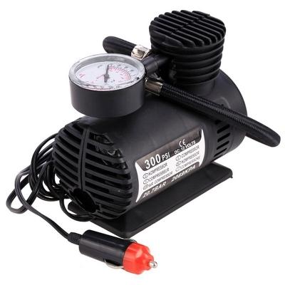 Автомобильный компрессор NBZ Air CompresSOR DC12V-300 psi + насадки