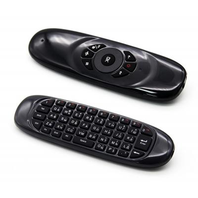 Аэромышь с русской клавиатурой NBZ Air Mouse i8 (c120) пульт для TV Box