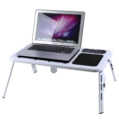 Столик-подставка для ноутбука с охлаждением NBZ E-Table складной с кулером