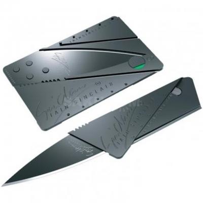 Нож складной кредитная карта NBZ CardSharp