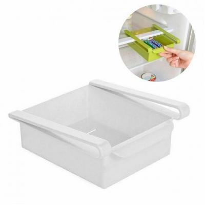 Дополнительный подвесной контейнер для холодильника и дома NBZ Refrigerator Multifunctional Storage Box White