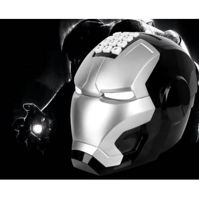 Сейф-копилка NBZ Железный человек с кодовым замком и купюроприемником Black/Silver