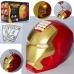 Сейф-копилка NBZ Железный человек с кодовым замком и купюроприемником Yellow/Red